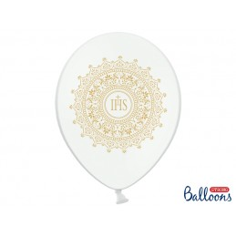 "BALONY KOMUNIJNE ""GOLD LACE..."