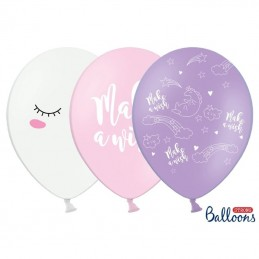 "BALONY  30CM ""MAKE A WISH""..."