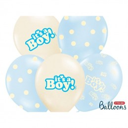 "BALONY ""IT'S A BOY"" 30CM..."