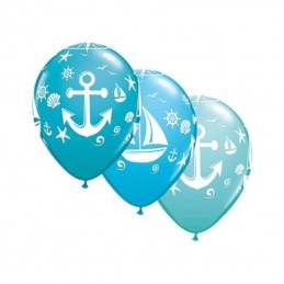 "BALONY ""SEA ADVENTURE"" 30CM..."