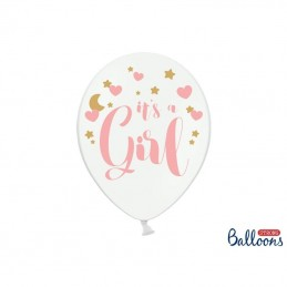 "BALONY ""IT'S A GIRL"" 30CM..."
