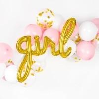 dekoracje dla dziewczynki