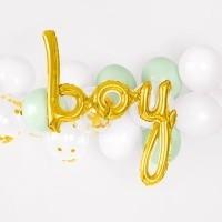 dekoracje dla chłopca